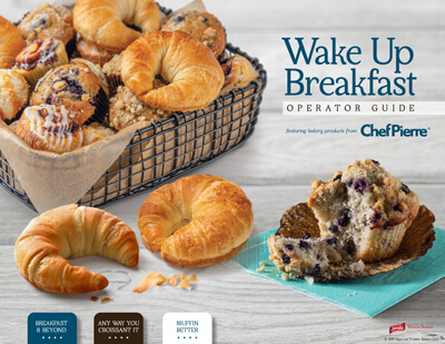 Wake Up Breakfast Operator Guide