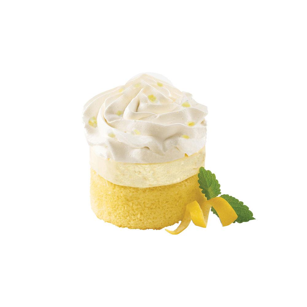 Bistro Collection® Gourmet Individual Dessert Lemon Cream Layer Cake 24ct/2.6oz